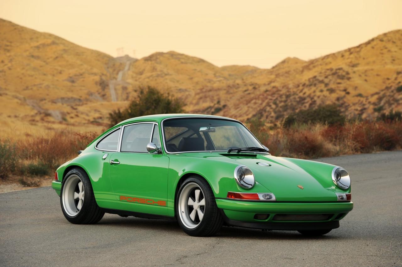 Classic Porsche Insurance