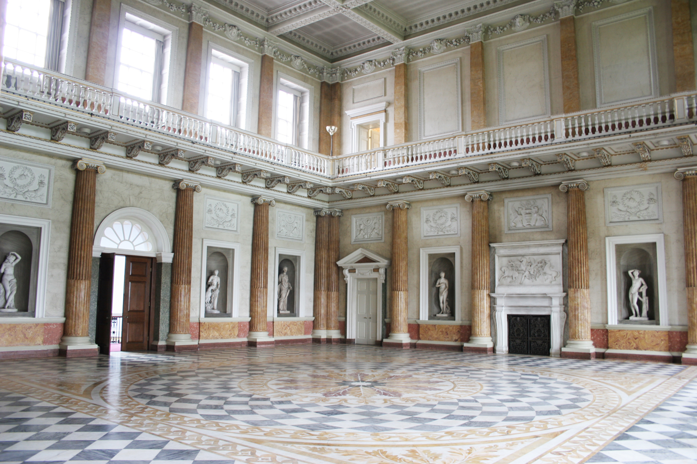 Tag Archives: Wentworth Woodhouse