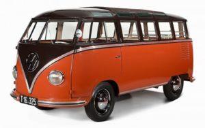 VW Splitscreen Campervan