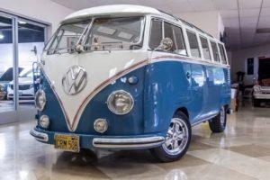 Split Screen VW Campervan