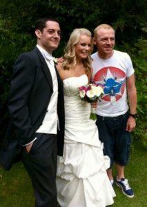 James Dunn Wedding