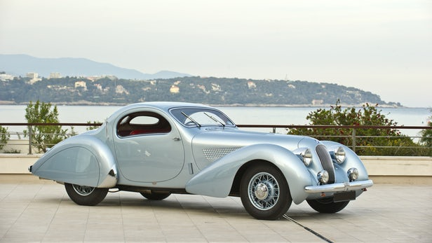 1948-1951 Talbot-Lago T26 Grand Sport 2