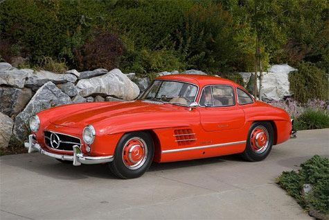 954 Mercedes 300SL Gullwing