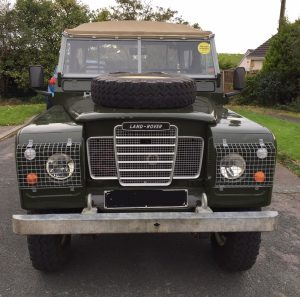 Land Rover Commercial 88